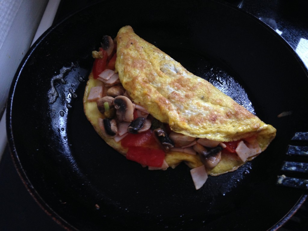 Æggewraps / Æggepandekager