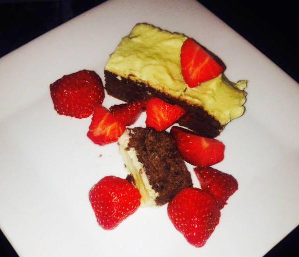 Glutenfri, sukkerfri og mælkefri chokoladekage