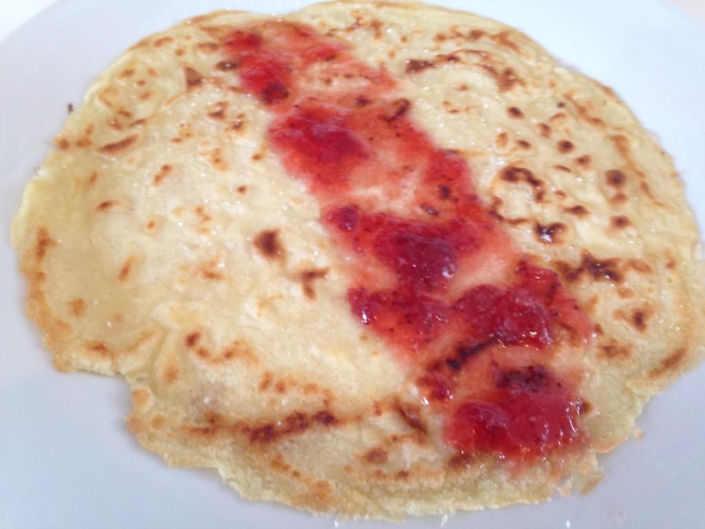 Glutenfrie pandekager