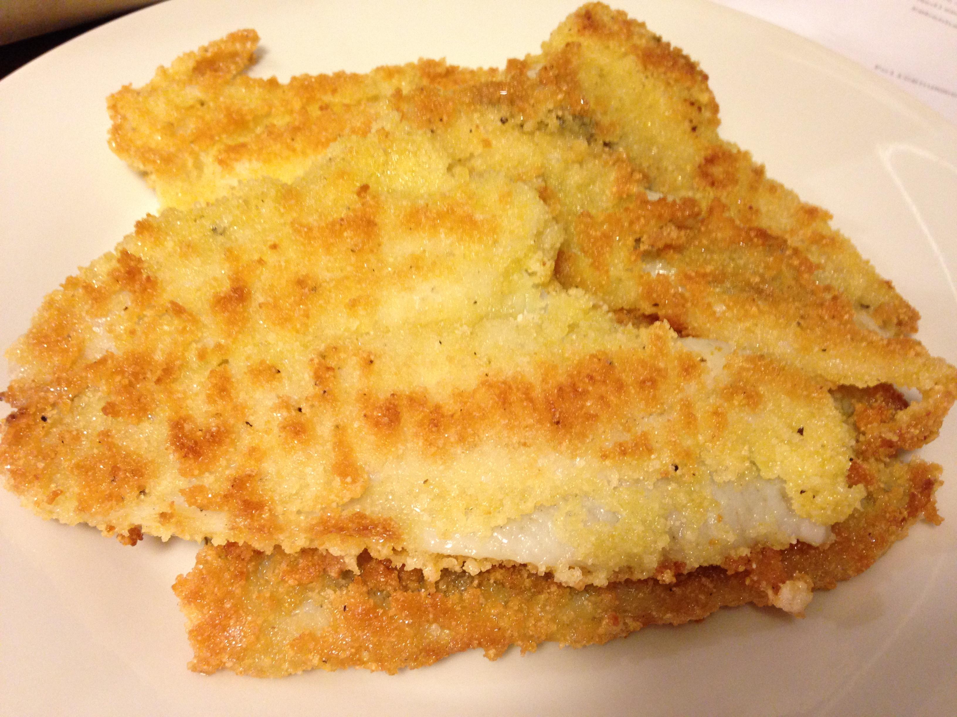 Naturlig glutenfri fiskefilet