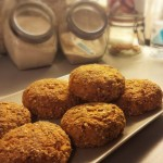 Glutenfri gulerodsboller