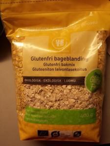 glutenfri bageblanding