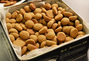 Glutenfrie pebernødder