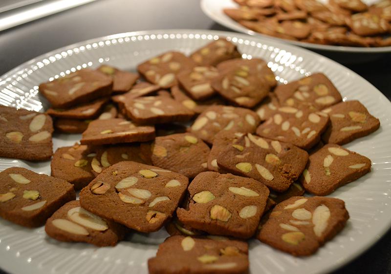 Glutenfrie brunkager
