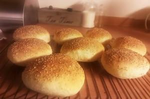 glutenfri burgerboller
