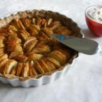 Glutenfri æbletærte