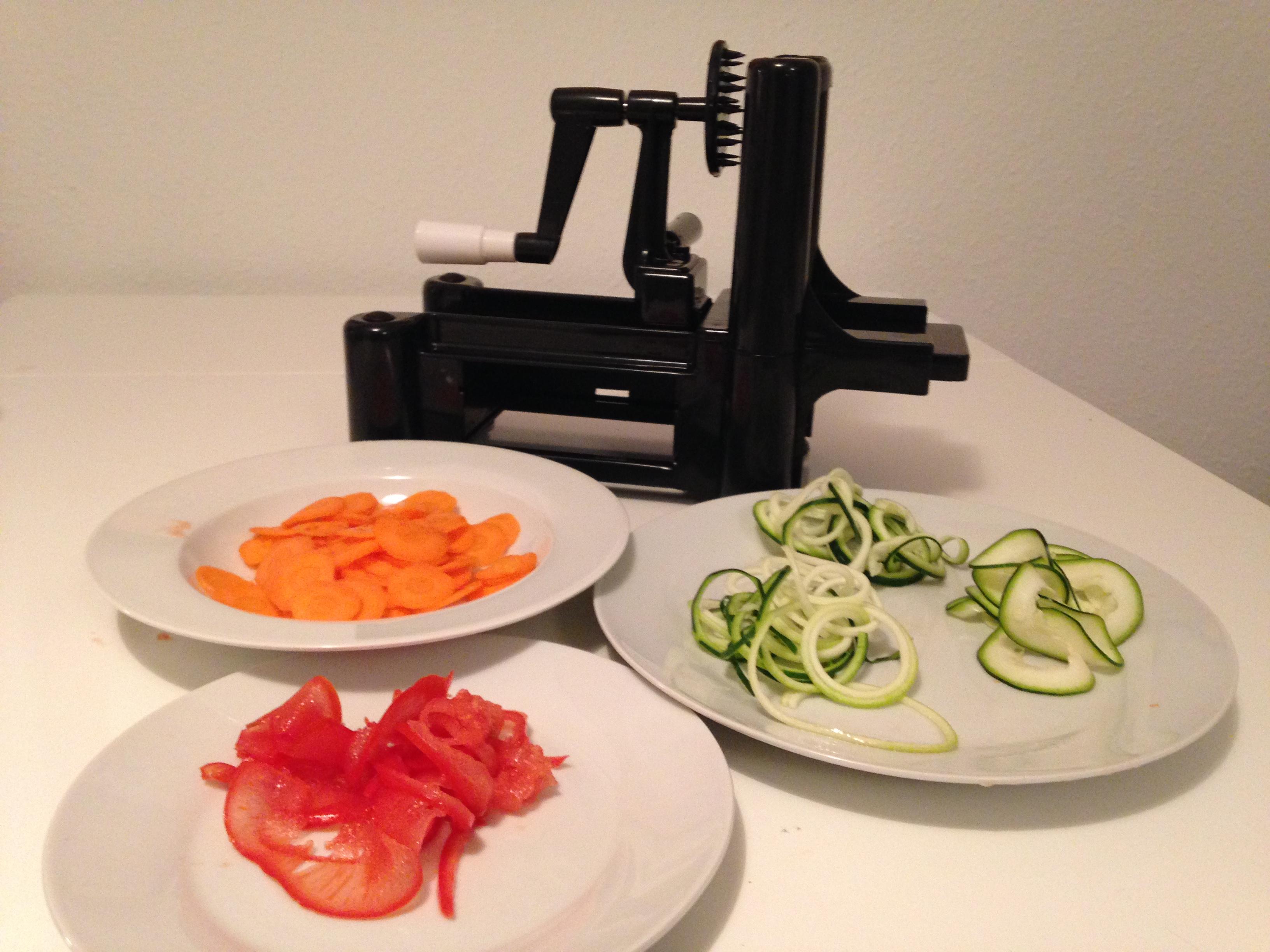 Spiralizer – lav lækker grøntsagsspaghetti
