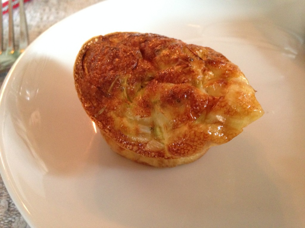 Glutenfrie og mælkefrie omelet-muffins