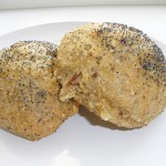 Glutenfri boller med mandler