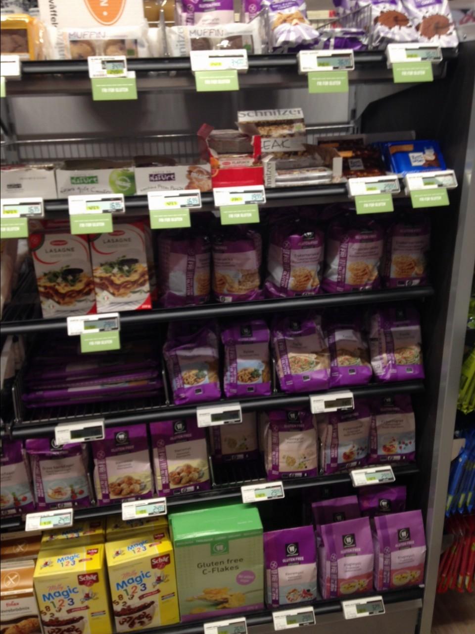 køb glutenfri produkter