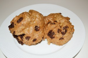 Glutenfri chokoladeboller