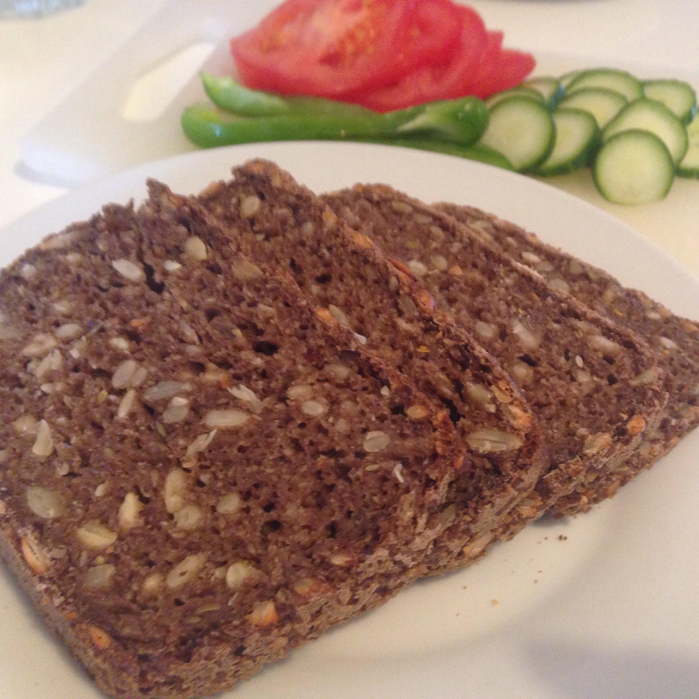Glutenfrit rugbrød fra Thunberg Kiks