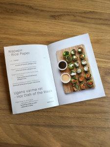 simpleraw menu